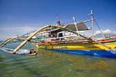 Philippine Boat Family