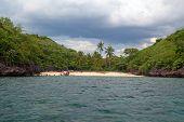 Remote Island Beach