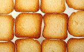 Rusks Bread Toast Biscuits, Diet Food Background