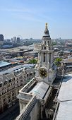St Paul's Cathedral Clock Tower, London