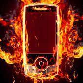 Burn Phone