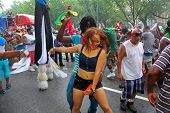 Brooklyn's Annual West Indian Day Parade Marches Vividly Along Eastern Parkway
