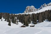Chalet In The Dolomiti
