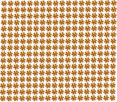 texture from red and yellow figures