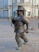 Worker Of The Tallinn City