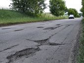 Road Cracks And Potholes
