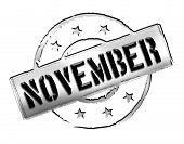Stamp - November
