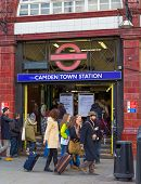 Camden Tube Station