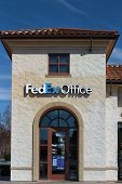 Fedex Office Building.