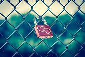 Love Lockers Vintage Style