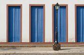 Brazilian historical building