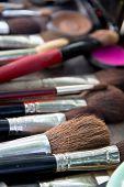 Professional cosmetic brush