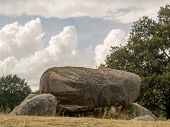 Megalithic Rocks In Drenthe