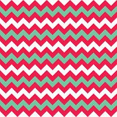 Chevron seamless pattern in flat style