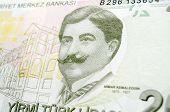 Mimar Ahmet Kemaleddin Bey on Turkish Banknote
