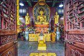 Hongfu Temple shrine of Guiyang, China