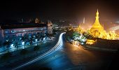stock photo of yangon  - Yangon Myanmar - JPG
