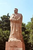 Monument Of Ivan Franko (1856-1916), Ukrainian Poet, Writer, Social And Literary Critic And Journali