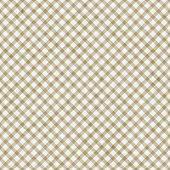 Light Brown Gingham Pattern Repeat Background
