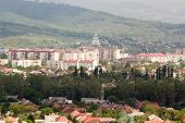 View On Mukachevo