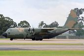 stock photo of c130  - Military camouflage C - JPG