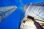 Shanghai 3 Tallest Buildings
