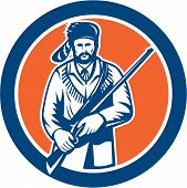 Davy Crockett American Frontiersman