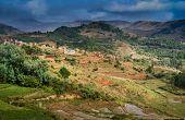 Landscape of Madagascar