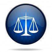 justice internet icon