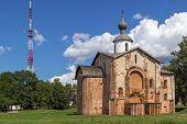 Church Of St. Parasceva The Friday On The Marketplace, Veliky Novgorod