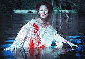 Vampire In The River