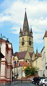 Sibiu Lutheran Cathedral