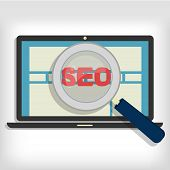 Seo Optimization In Laptop