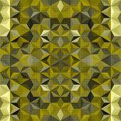 Vector Futuristic Pattern