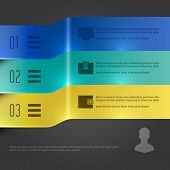 Creative Vector Infographics Set. Banners Chart Diagram.