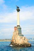 Monument To The Scuttled Ships (crimea, Ukraine)