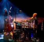 Emma Salokoski & Ilmiliekki Quartet live