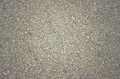 Background Of Grey Cement At The Park