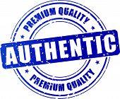 Authentic Stamp Icon