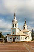 alexander nevsky church in vologda