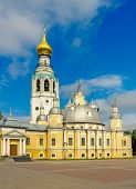 cathedral in vologda