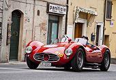 OLD CAR Maserati A6 GCS/53 Fantuzzi 1954 mille miglia 2014