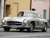 OLB CAR Mercedes-Benz300 SL W 1981956 MILLE MIGLIA 2014