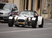 OLB CAR Lotus seven MILLE MIGLIA 2014