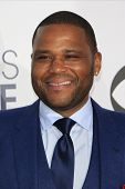 LOS ANGELES - JAN 7: Anthony Anderson at the 2015 People's Choice Awards at Nokia Theater L.A. Live on January 7, 2015 in Los Angeles, California