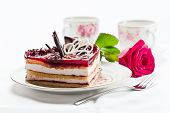 Torte With Jelly