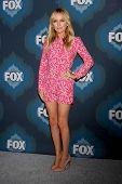 LOS ANGELES - JAN 17:  Becki Newton at the FOX TCA Winter 2015 at a The Langham Huntington Hotel on January 17, 2015 in Pasadena, CA