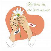 She Loves Me Not