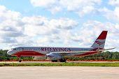 Red Wings Airpines Tupolev Tu-204