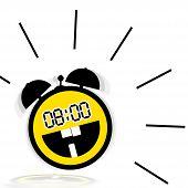 Cheerful Alarm Clock